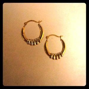 Jewelry - 14K Gold Hoops